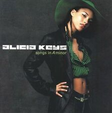 Songs in A Minor by Alicia Keys (CD, Jun-2001, J Records)