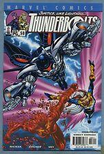 Thunderbolts #58 2002 Patrick Zircher Marvel Comics B