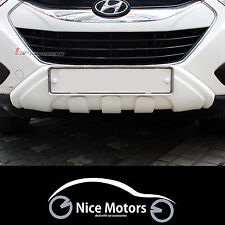 Tuning Face Front Bumper Guard For HYUNDAI Tucson ix35 2010 2011 2012 2013 2014