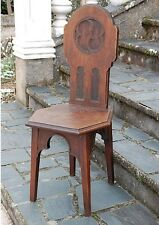 Chair Office Arabic Middle Orient Antique Morocco Antique Arabic Skin Syria