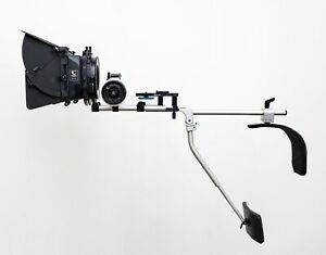 Chrosziel DSLR Mattebox MB 450R2 Kit mit Follow Focus und Leichtstütze
