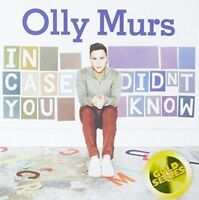 OLLY MURS In Case You Didn't Know (Gold Series) CD BRAND NEW