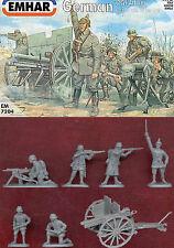 1:72 FIGUREN 7204 GERMAN WWI ARTILLERY 1916-18 - EMHAR