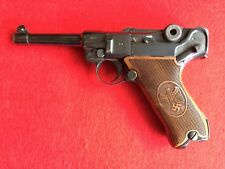 WWI Luger P.08 Pistol Grips Walnut wood  221998