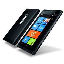 Unlocked Nokia Lumia 900 (AT&T) 4G LTE 16GB Windows Smartphone Black
