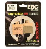 EBC SFA321HH SFA Sintered Scooter Brake Pads (Made In USA)