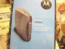 Motorola SB5101 (515290-087-00) 38.91 Mbps Cable Modem NEW