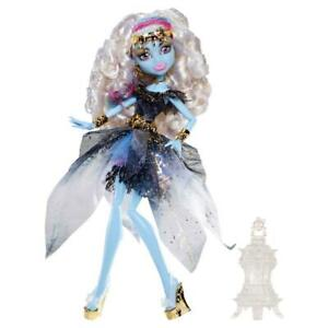 Monster High Haunt Casbah Abbey Bominable 13 Wishes Doll Mattel DEALS