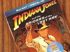 Indiana Jones and the Raiders of the Lost Ark ( Blu-ray with slipcover! )