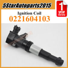 0221604103 New Ignition Coil for Alfa Romeo GT 156 932 GTV 916C Spider 916S 2.0L