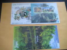 2018 India Coconut Plantation Crops Research (ICAR) MS Cancelled FDC w/ brochure
