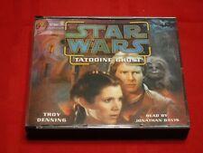 Star Wars: Tatooine Ghost Audiobook 5 CD Set 2003 Troy Denning Jonathan Davis