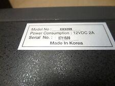 Costar 32Ch Video Matrix System, Cx3208
