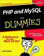 PHP and MySQL for Dummies with CDROM-ExLibrary