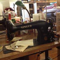 Singer 31-15 Industrial Sewing Machine