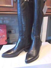 NEW Geox Lia Leather Womens Tall Riding Boots 9.5/10 M EU SZ 40