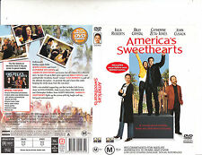 America's Sweethearts-2001-Julia Roberts-Movie-DVD