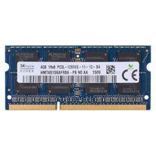 1x 4GB DDR3L 1600Mhz PC3L-12800S SO-Dimm 1.35V SDRAM Für Laptop Speicher
