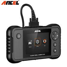 Ancel Auto OBDII Code Reader Diagnostic Tool Engine Transmission ABS SRS Scanner