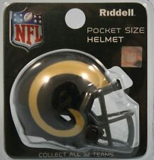 Los Angeles Rams NFL Riddell Speed Pocket Pro Casque
