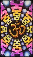 ***ON SPECIAL*** Psychedelic Geometric Om Wall Hanging Sacred GeometryTapestry