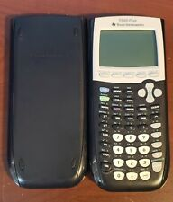 New ListingTexas Instruments Ti-84 Plus Graphing Calculator Used