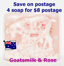Unbranded Goat's Milk Regular Size Bar Soaps
