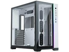MetallicGear NEO Qube, Dual Tempered Glass Design, Dual Chamber ATX Mid-Tower, D
