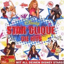 US5/SELENA GOMEZ/HANNAH MONTANA/+ - DISNEY STAR CLIQUE-DIE HITS  CD POP NEU