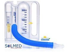 INCENTIVE SPIROMETER VOLDYNE® BREATHING INSPIRED LUNG EXERCISER 2500ML