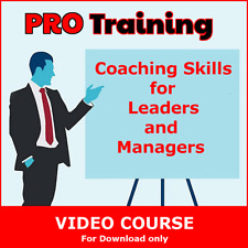 For Leaders Tutorials and Managers Courses Training Video Coaching Skills