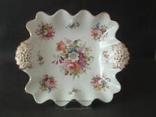 Spode Hammersley - beautiful decorative bowl scalloped edges gilt decoration