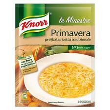 Knorr minestra Primavera Prelibata Ricetta tradizionale - 56 gr