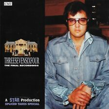 Elvis Presley-ThreeSevenSixFour, The Final Rec. [CD Star Spliced Takes Special]
