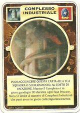 DOOMTROOPER: COMPLESSO INDUSTRIALE (MOLTO BUONA) INQ ITALIANO MUTANT CHRONICLES