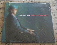 John Hiatt - Mystic Pinball CD 2012 Brand New SEALED Digipak