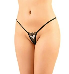 Made in Europe Womens Mini G-String Micro Thong Sexy Lingerie Underwear Knickers