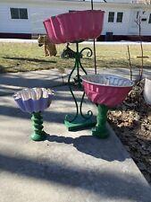 outdoor flower planters