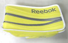 New Reebok Premier 4 Pro senior ice hockey goalie blocker glove yellow regular