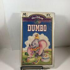 WALT DISNEY VHS Clamshell Case – Dumbo