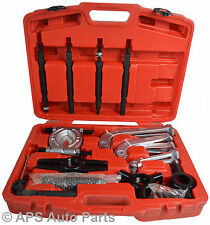 New 23pc Hydraulic Gear Puller Set Agriculture Machine Garage Professional Tool