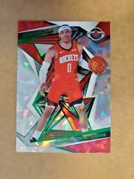 2019-20 Revolution Chinese New Year Emerald #d /88 Russell Westbrook SP #61