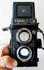 YASHICA  MAT 124 G Medium Format TLR 6x6 w/ 80mm LENS KIT IN WORKING