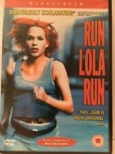 Run Lola Run - Dvd Uk Issue - Zone 2 Pal In English and German with English Subs
