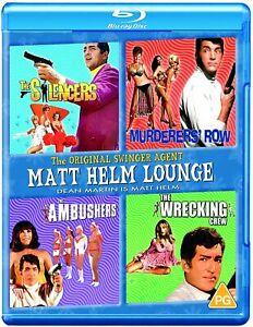 Matt Helm Lounge: Dean Martin (Blu-ray)