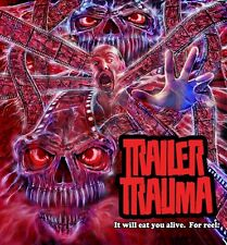 Garagehouse Pictures TRAILER TRAUMA Blu-Ray - Newly Released!  Over 2 Hours!