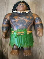 "Maui Moana Hasbro 2015 Disney Figure Toy 27cm 10 1/2 "" Large Doll"