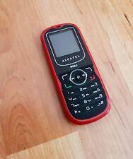 Alcatel ot-305 en rouge