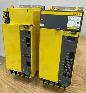 A06B-6110-H026 Series C FANUC Power Supply Module Fast Shipping from Minnesota