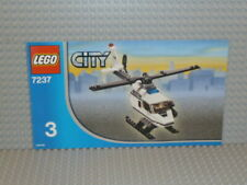 LEGO® City Bauanleitung 7237 Police Station Heft 3 instruction B5430